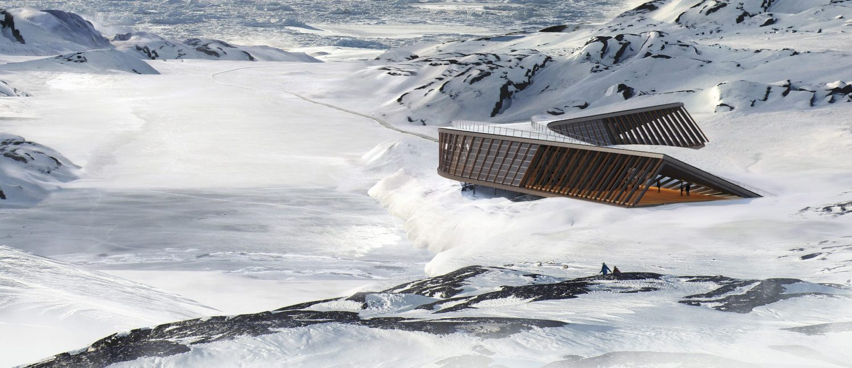 Dorte Mandrup Icefjord Center NordicView Update v3 copyright@www.mir-min